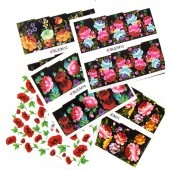 Flower Pattern Stickers