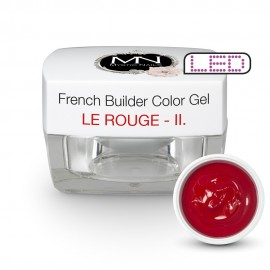 French Builder Color Gel - II. - le Rouge -15g