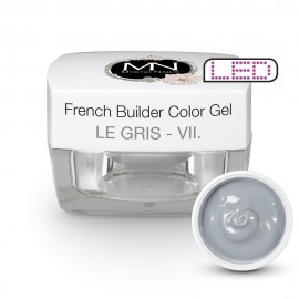 French Builder Color Gel - VII. - le Gris -15g