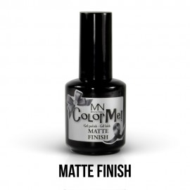 Gel Polish - Matte Finish 12 ml