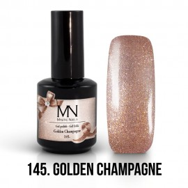 Gel Polish 145 - Golden Champagne 12ml