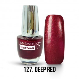 MyStyle - no. 127. - Deep Red - 15ml