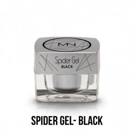 Spider gel - Crni - 4g