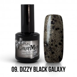 ColorMe! Dizzy no.09. - Dizzy Black Galaxy 12 ml