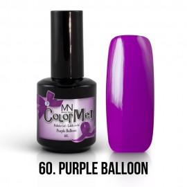 Gel Polish no.60. - Purple Balloon 12 ml