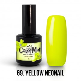 Gel Polish no.69. - Yellow NeoNail 12 ml