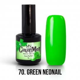 Gel Polish no.70. - Green NeoNail 8 ml