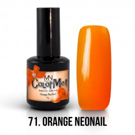 ColorMe! no.71. - Orange NeoNail 8 ml
