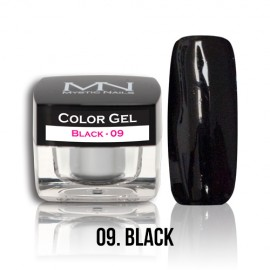Color Gel - no.09. - Black