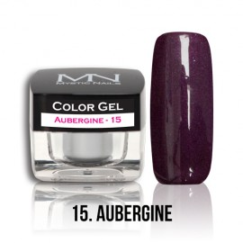 Color Gel - no.15. - Aubergine