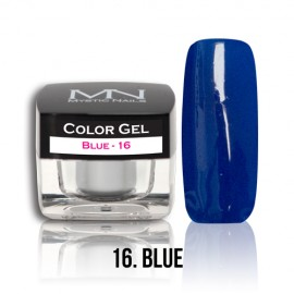 Color Gel - no.16. - Blue