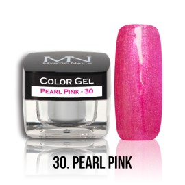 Color Gel - no.30. - Pearl Pink