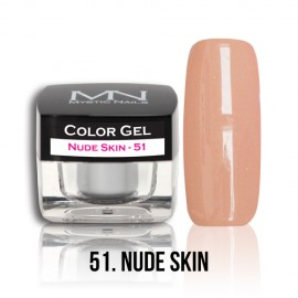 Color Gel - no.51. - Nude Skin
