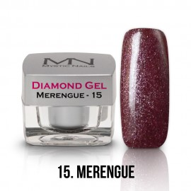 Diamond Gel - no.15. - Merengue - 4g