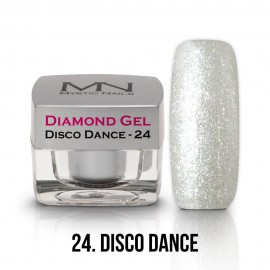 Diamond Gel - no.24. - Disco Dance - 4g