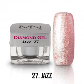 Diamond Gel - no.27. - Jazz - 4g