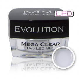 Evolution Mega Clear Gel - 50g