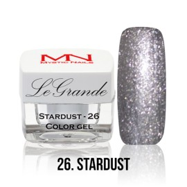 LeGrande Color Gel - no.26. - Stardust - 4 g