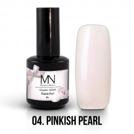 Gel Polish no.04. - Pinkish Pearl 12 ml