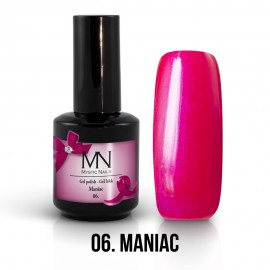 Gel Polish no.06. - Maniac 12 ml