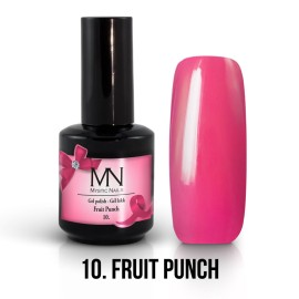 Gel Polish no.10. - Fruit Punch 12 ml