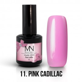 Gel Polish no.11. - Pink Cadillac 12 ml