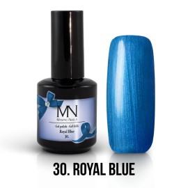 Gel Polish no.30. - Royal Blue 12 ml
