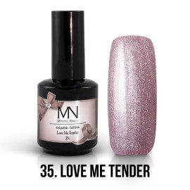Gel Polish no.35. - Love Me Tender 12 ml