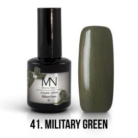 Gel Polish no.41. - Military Green 12 ml