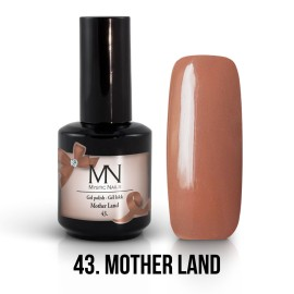 Gel Polish no.43. - Mother Land 12 ml