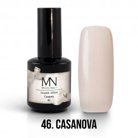 Gel Polish no.46. - Casanova 12 ml