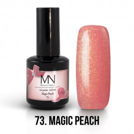 Gel Polish no.73. - Magic Peach 12 ml