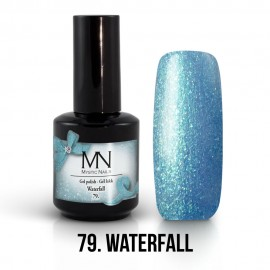 Gel Polish no.79. - Waterfall 12 ml