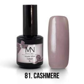 Gel Polish no.81. - Cashmere 12 ml