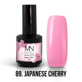 Gel Polish 89 - Japanese Cherry 12ml
