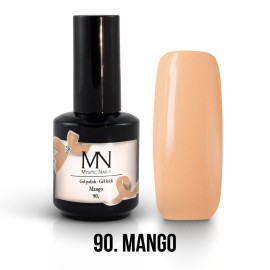 Gel Polish 90 - Mango 12ml