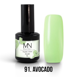 Gel Polish 91 - Avocado 12ml