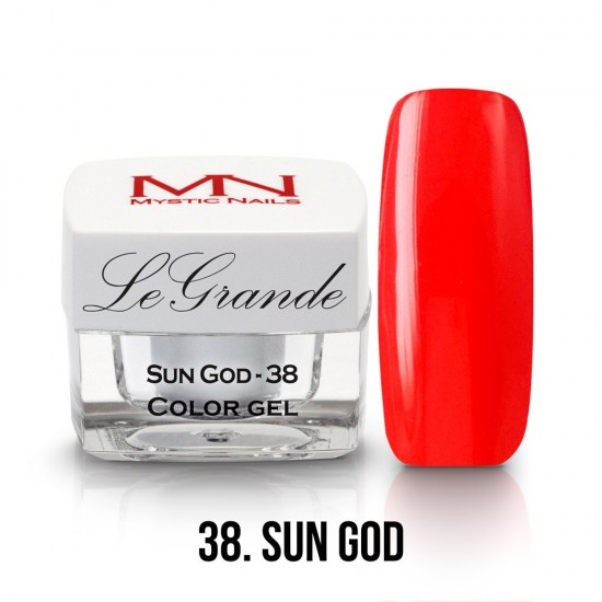 LeGrande Color Gel - no.38. - Sun God - 4g