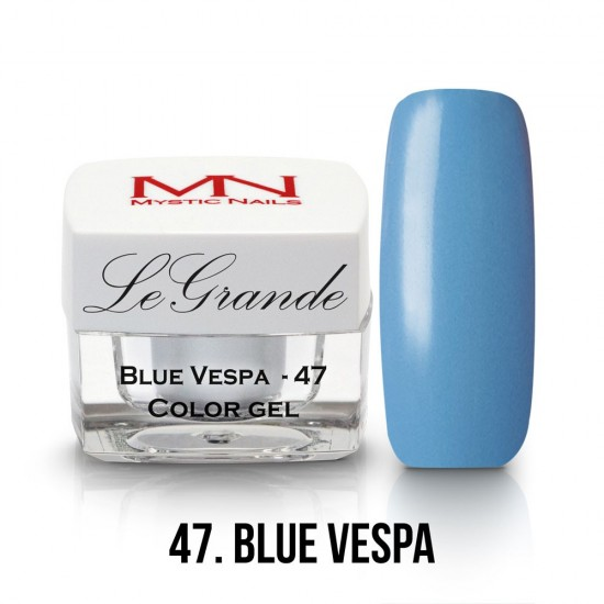 LeGrande Color Gel - no.47. - Blue Vespa - 4g