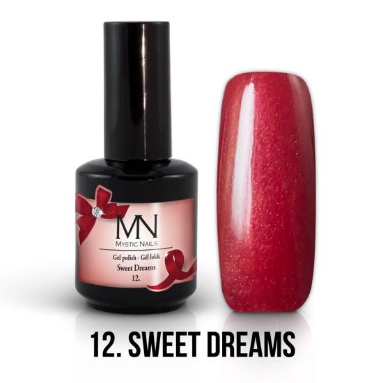 Gel Polish no.12. - Sweet Dreams 12 ml